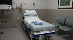 higgins general hospital bed