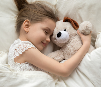 Good Sleep Is Vital to Children's Health